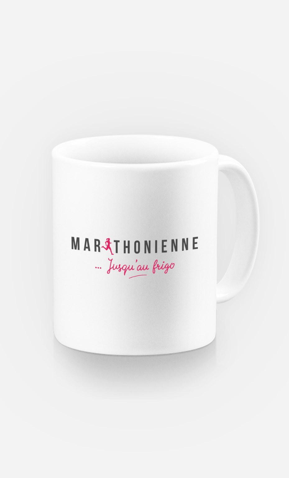 Mug Marathonienne