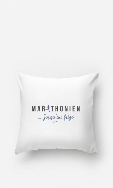 Coussin Marathonien
