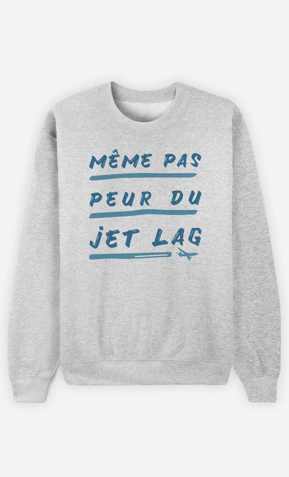 Sweat Jet Lag