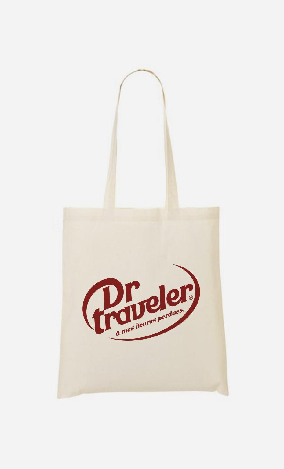 Tote Bag Dr Traveler