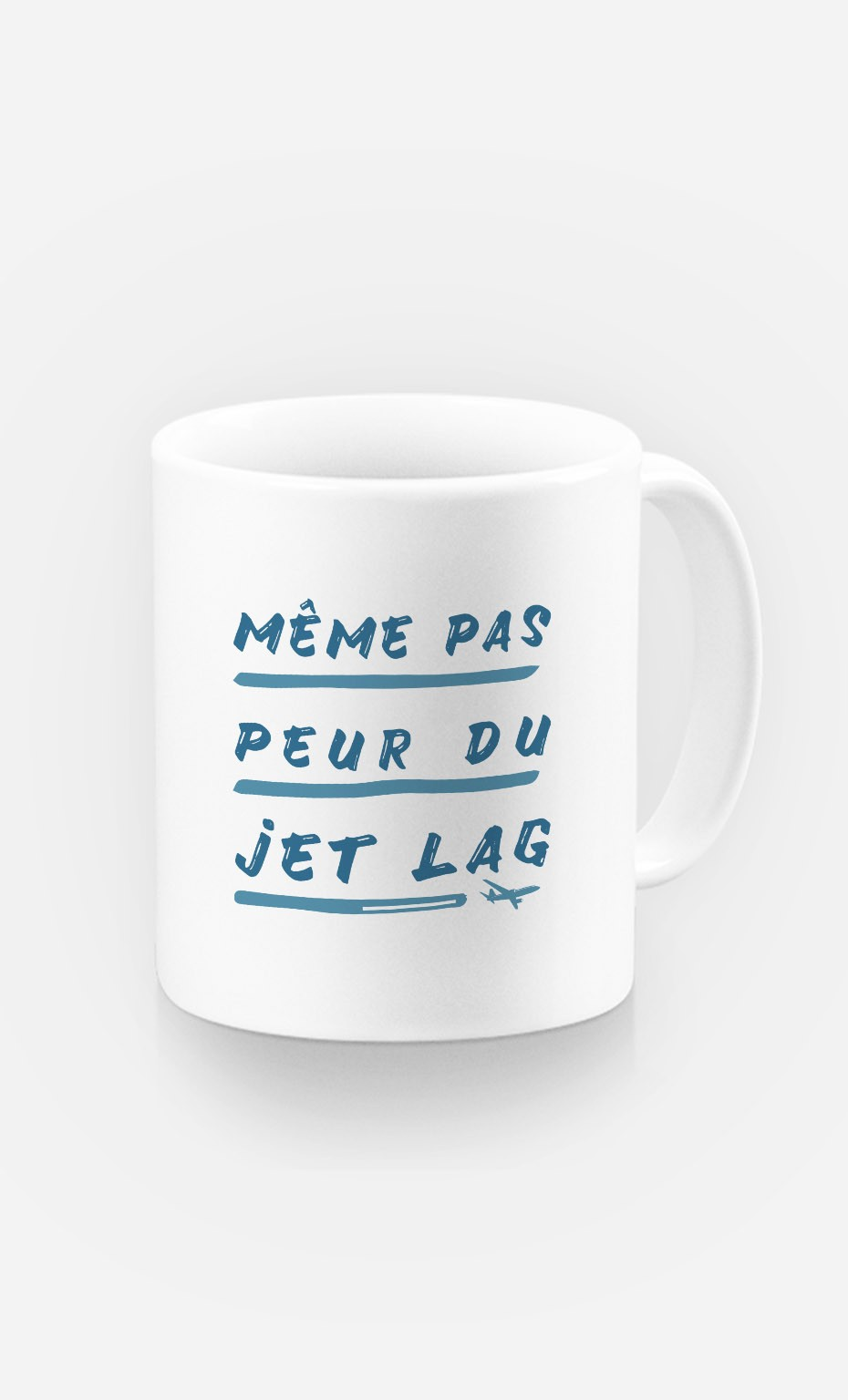 Mug Jet Lag