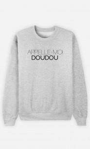 Sweat Appelle-Moi Doudou