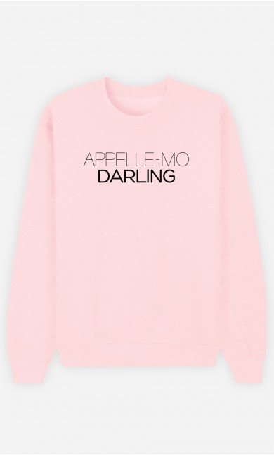 Sweat Rose Appelle-Moi Darling
