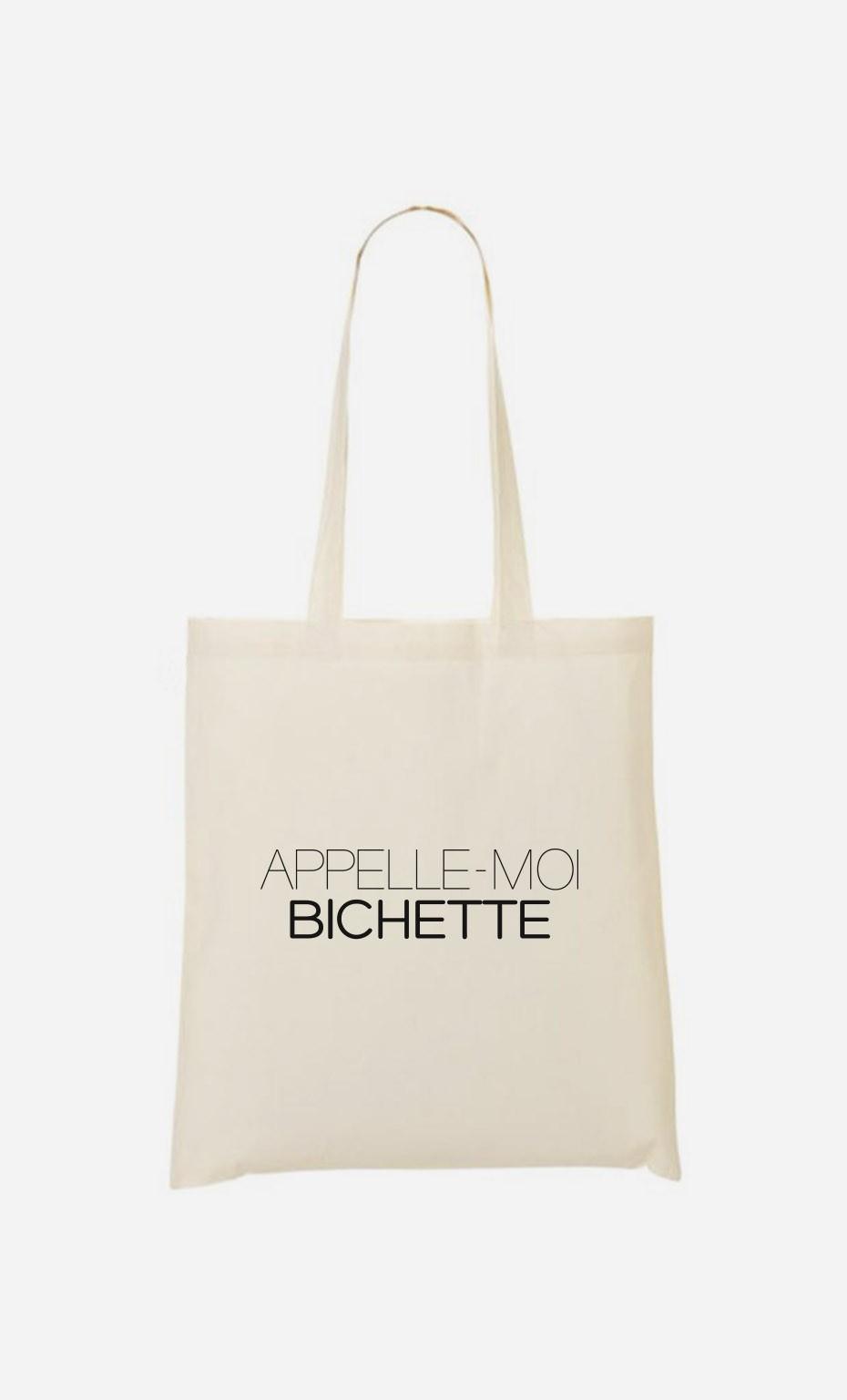 Tote Bag Appelle-Moi Bichette
