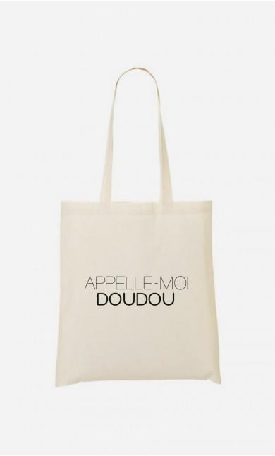 Tote Bag Appelle-Moi Doudou