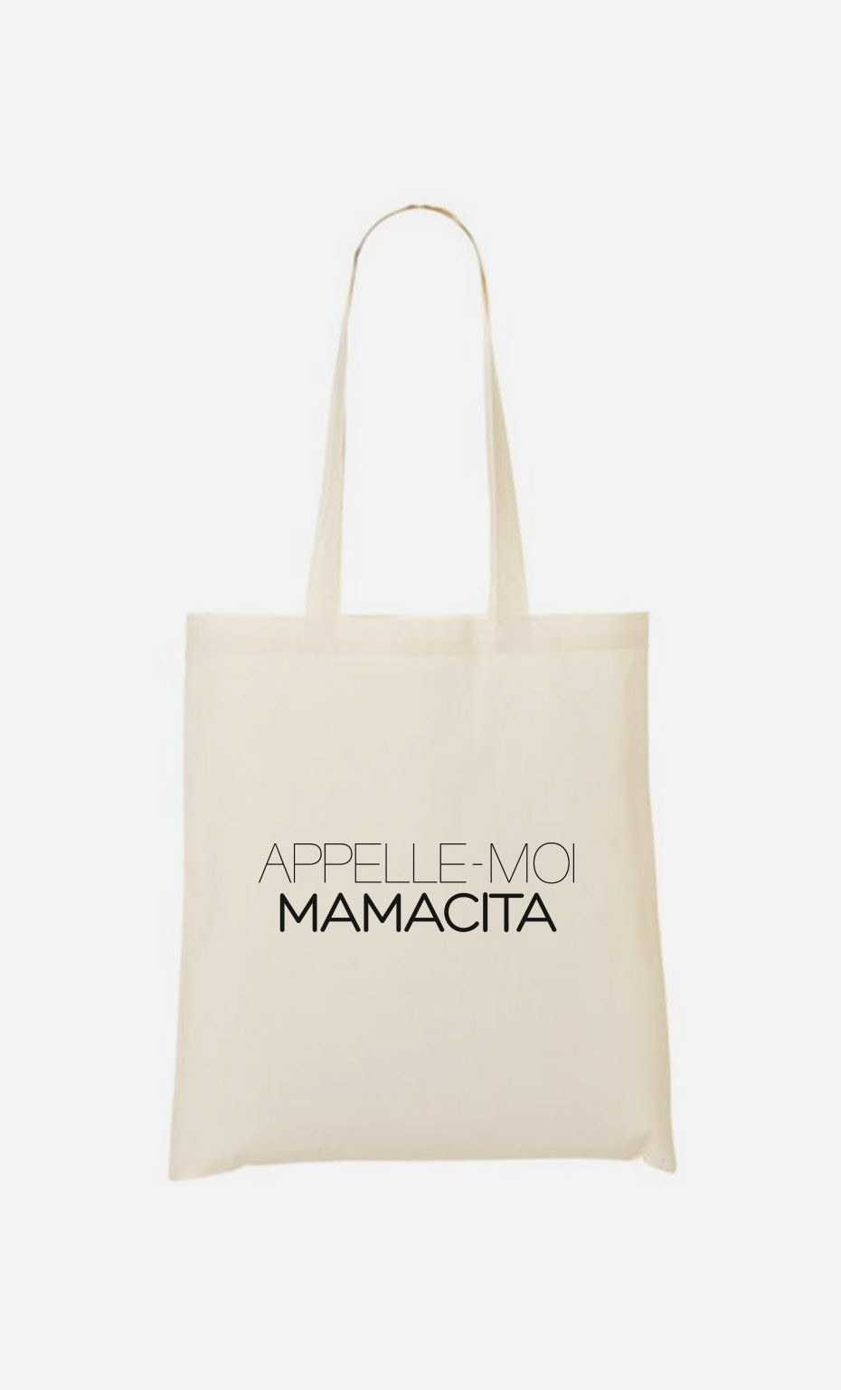 Tote Bag Appelle-Moi Mamacita
