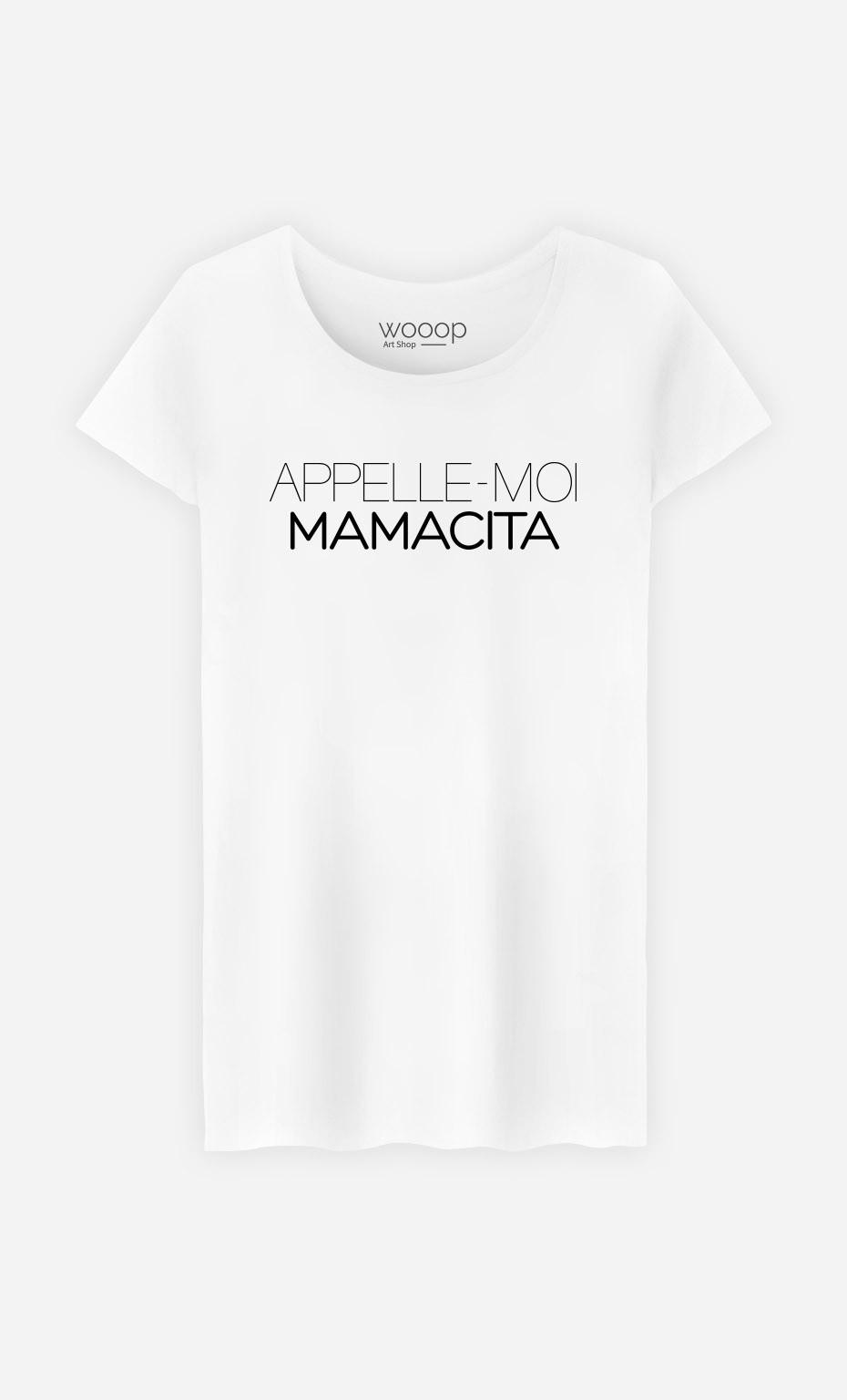 T-Shirt Appelle-Moi Mamacita