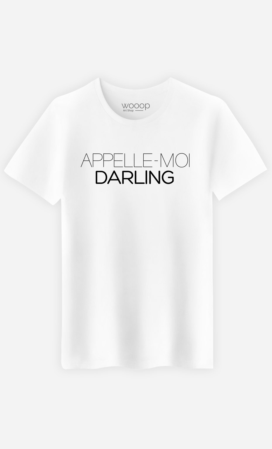 T-Shirt Appelle-Moi Darling
