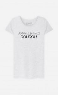 T-Shirt Appelle-Moi Doudou