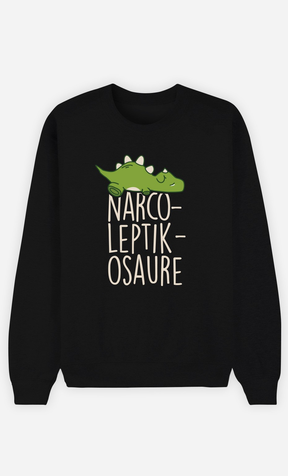 Sweat Noir Narco Leptik Osaure