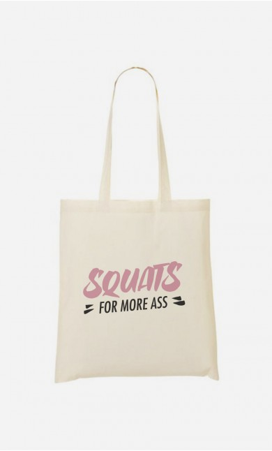 Tote Bag Squats