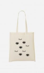 Tote Bag Eyes