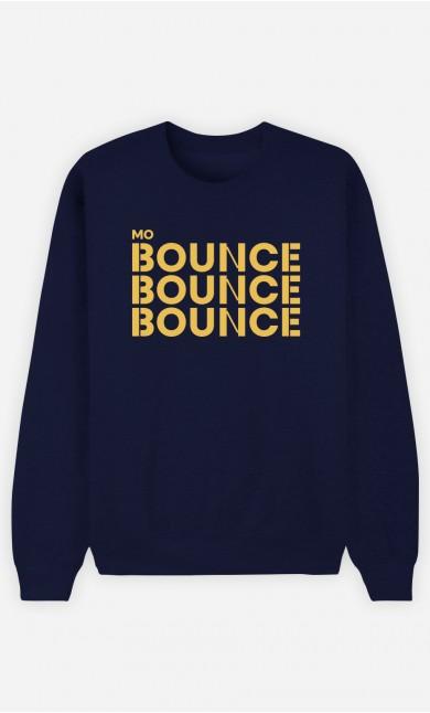 Sweat Navy Bounce