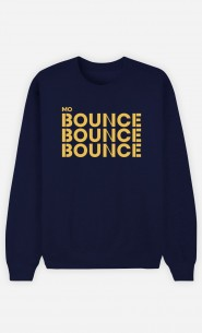 Sweat Navy Bounce