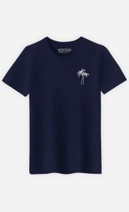T-Shirt Palmier - brodé