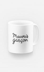 Mug Mauvais Garçon - brodé