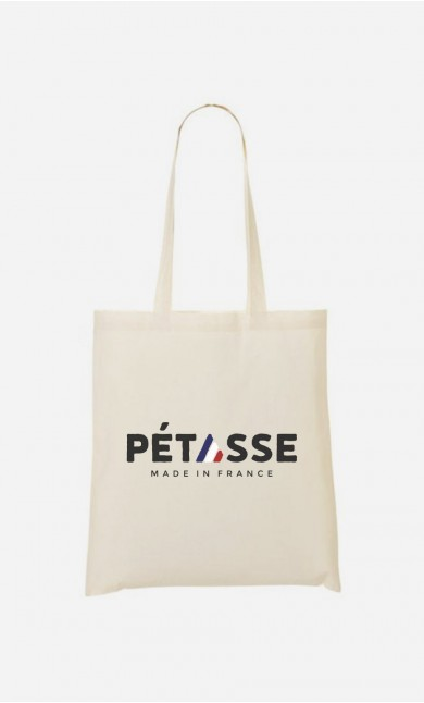Tote Bag Pétasse Made in France