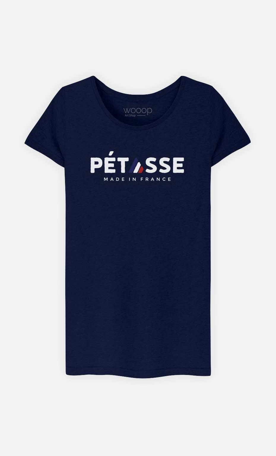 T-Shirt Pétasse Made in France