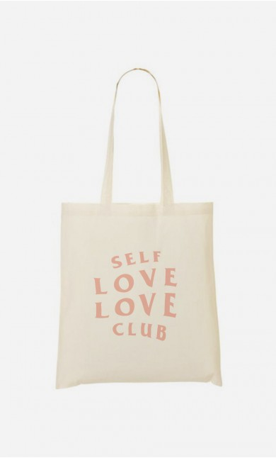 Tote Bag Self Love Love Club