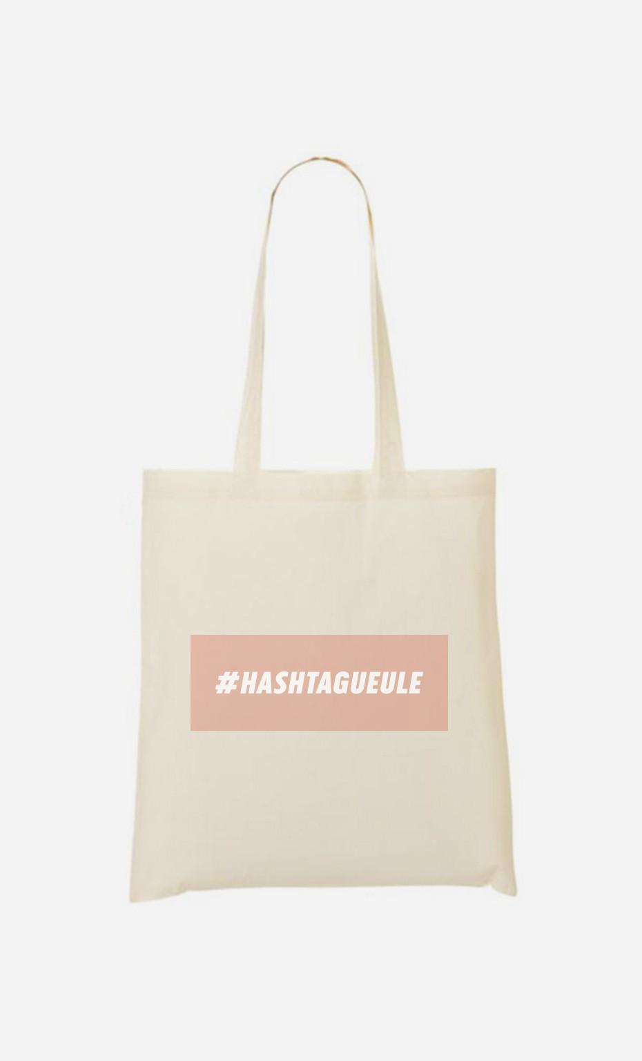 Tote Bag Hashtagueule
