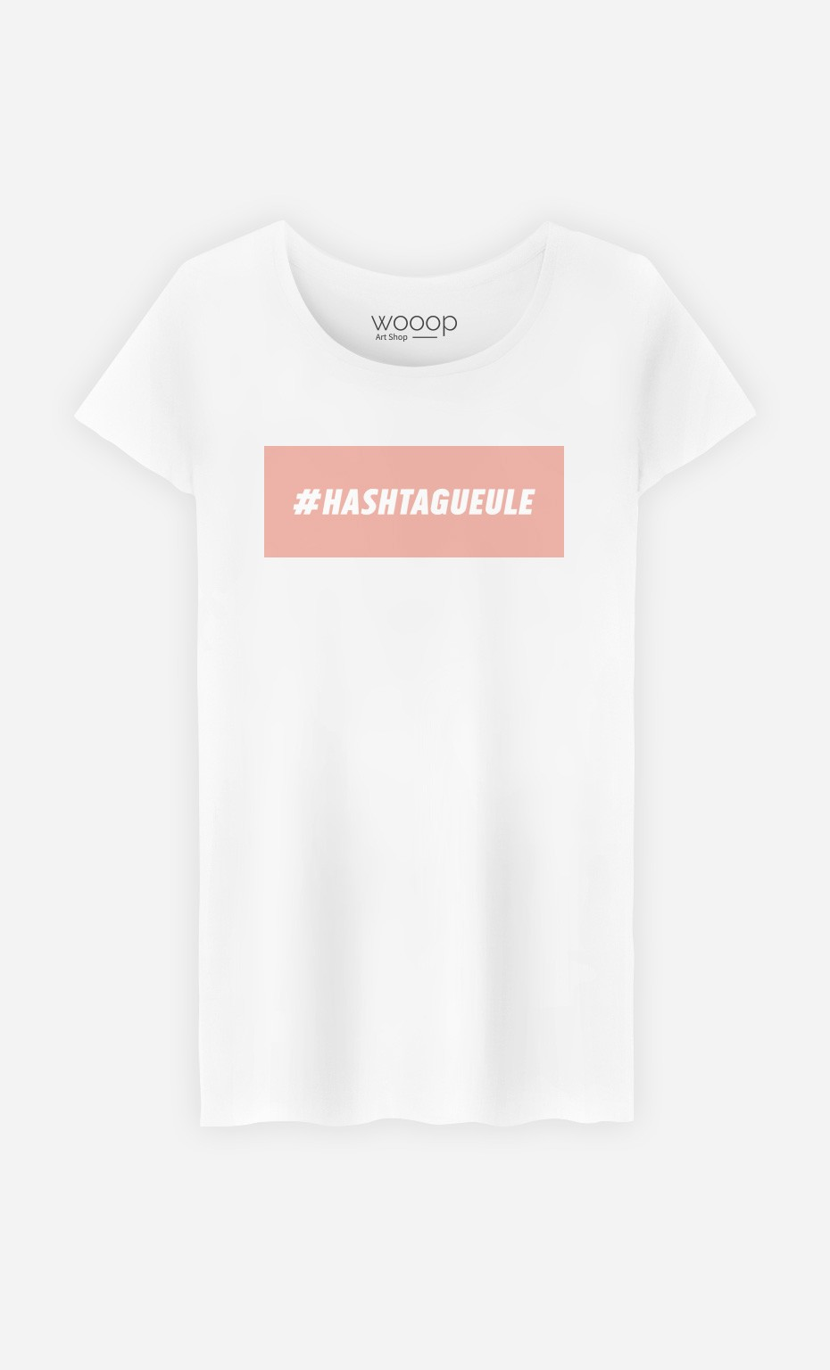 T-Shirt Hashtagueule