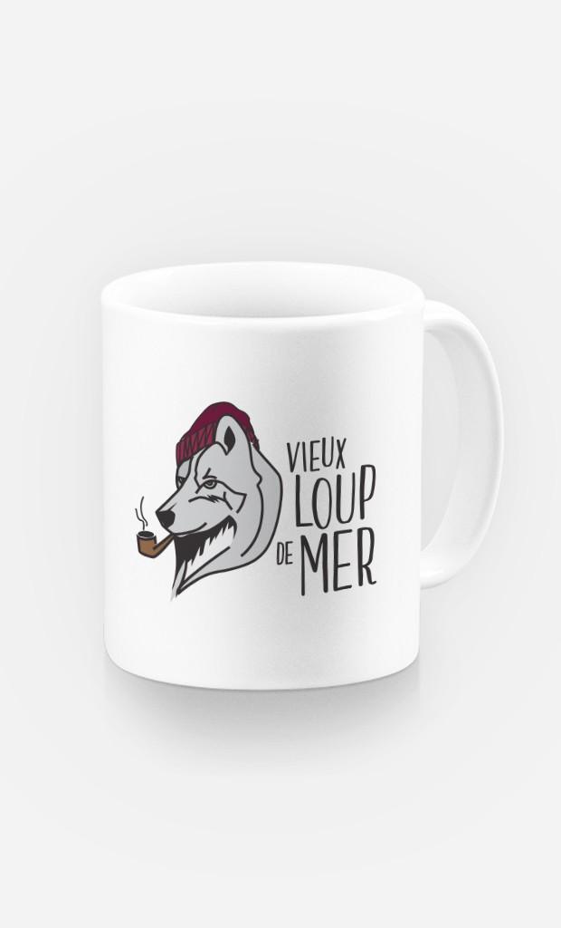 Mug Vieux Loup de Mer