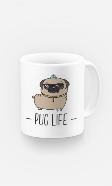 Mug Living the Pug Life