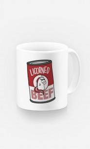 Mug Licorned Beef