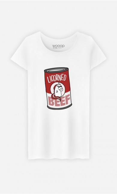 T-Shirt Licorned Beef