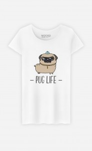 T-Shirt Living the Pug Life