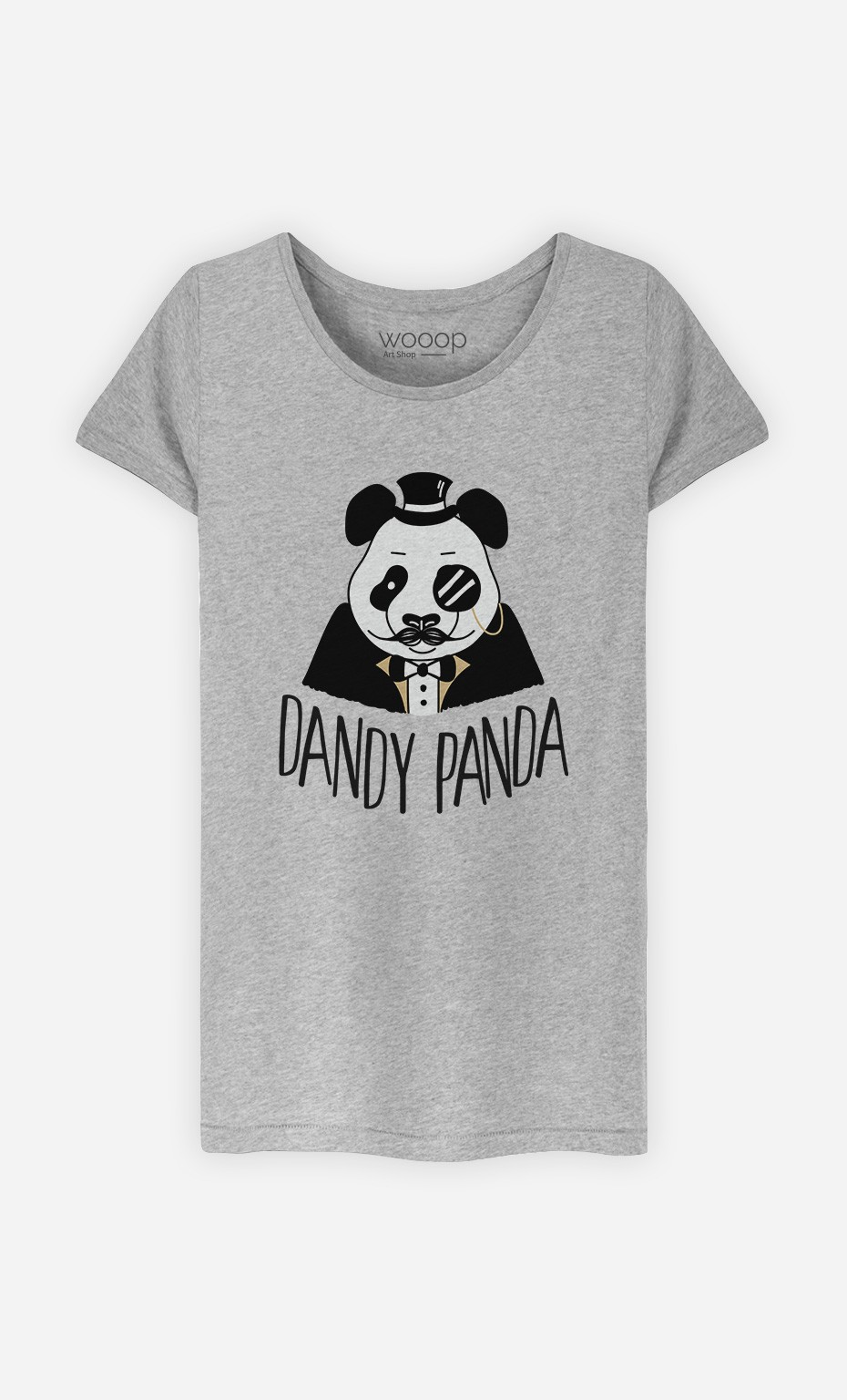 T-Shirt Dandy Panda