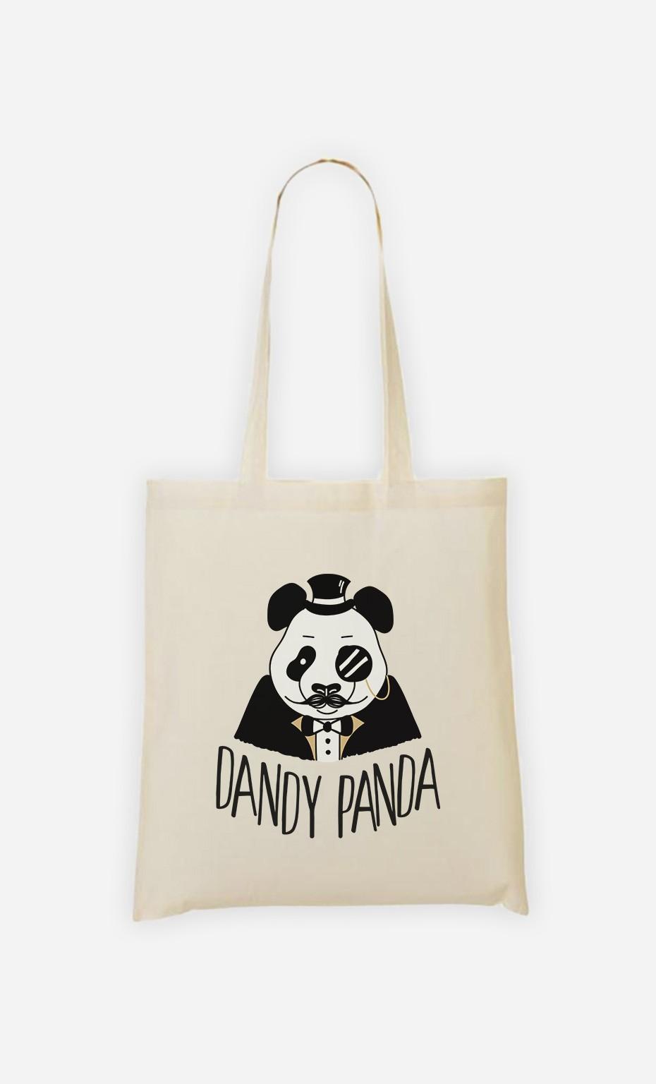 Tote Bag Dandy Panda