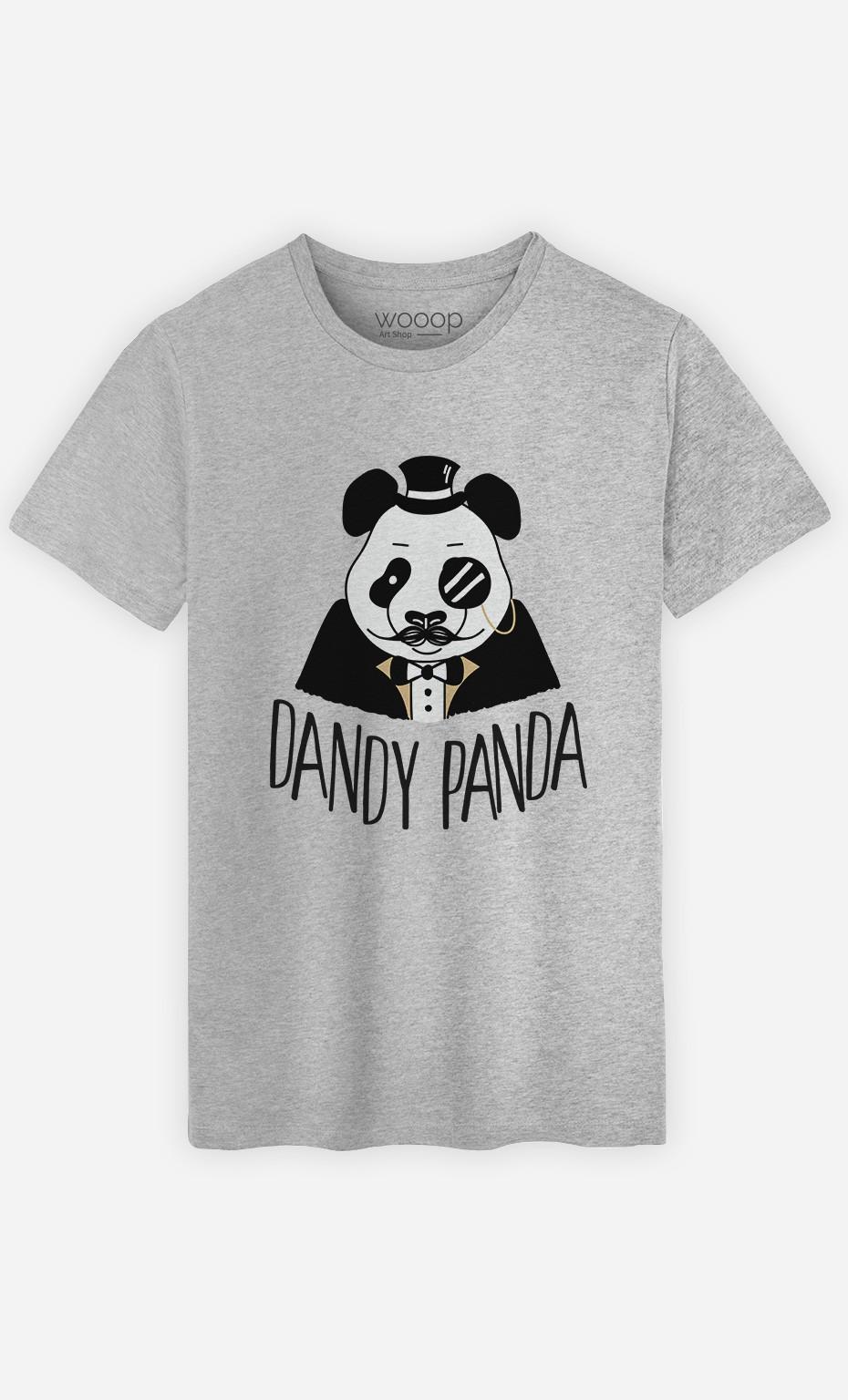 T-Shirt Dandy Panda