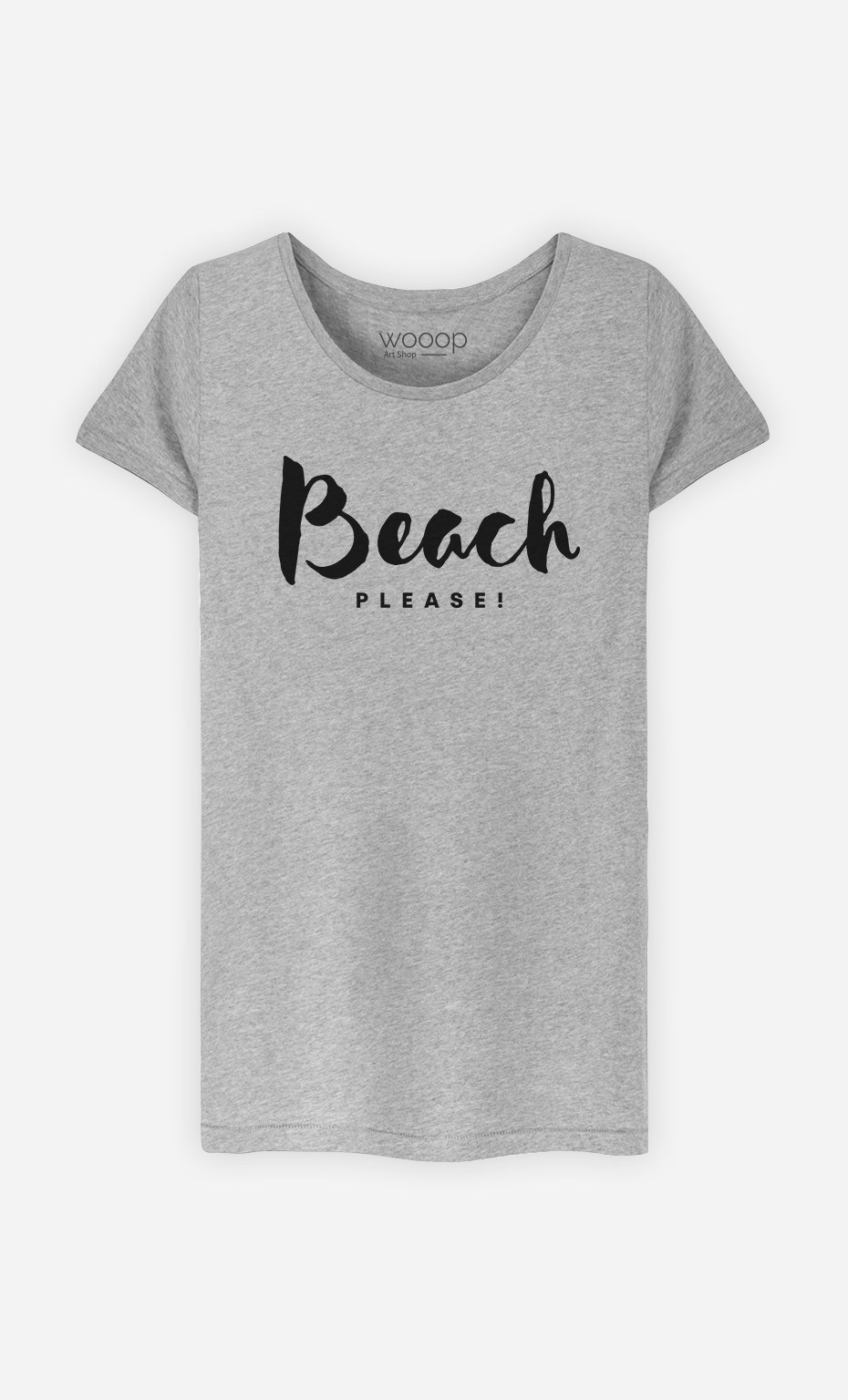 T-Shirt Beach Please