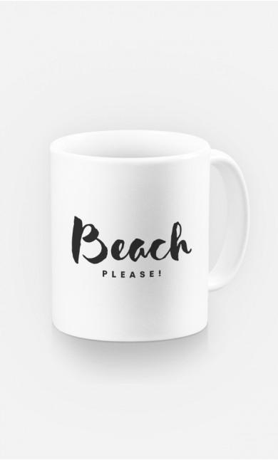 Mug  Beach Please