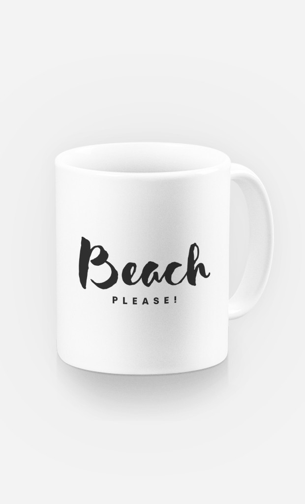 Mug  Beach Please