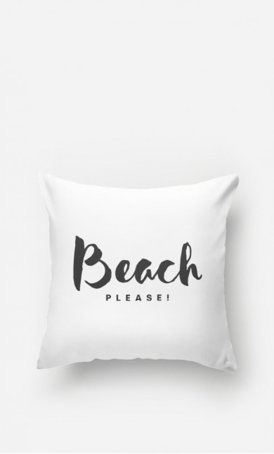 Coussin  Beach Please