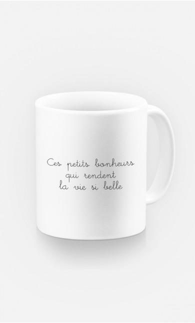 Mug Ces Petits Bonheurs