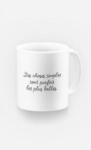 Mug Les Choses Simples