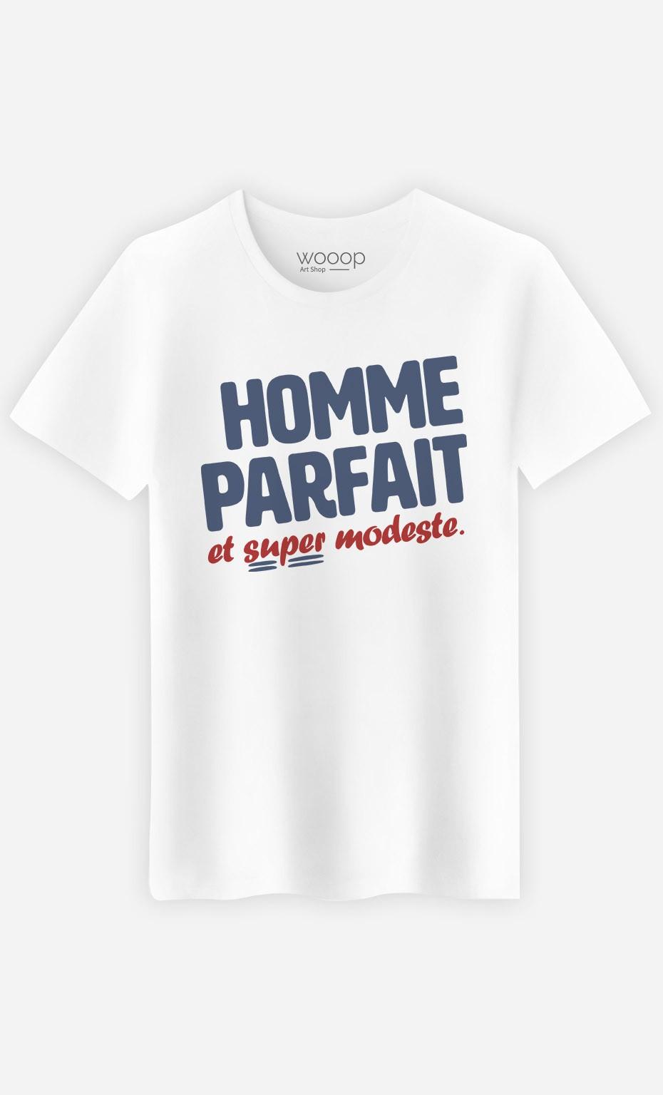T-Shirt Parfait et Super Modeste