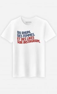 T-Shirt Rhum Femmes Likes