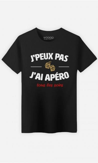 T-Shirt Apéro Tous les Soirs