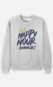 Sweat Happy Hour Bonheur