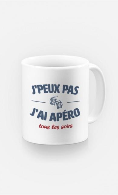 Mug Apéro Tous les Soirs