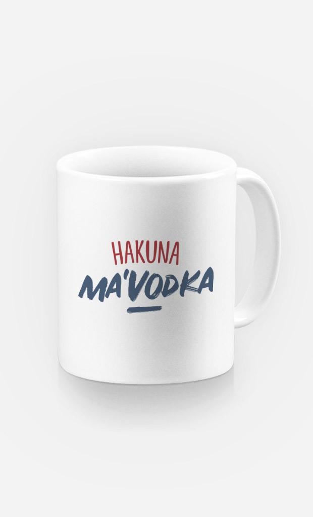 Mug Hakuna ma Vodka