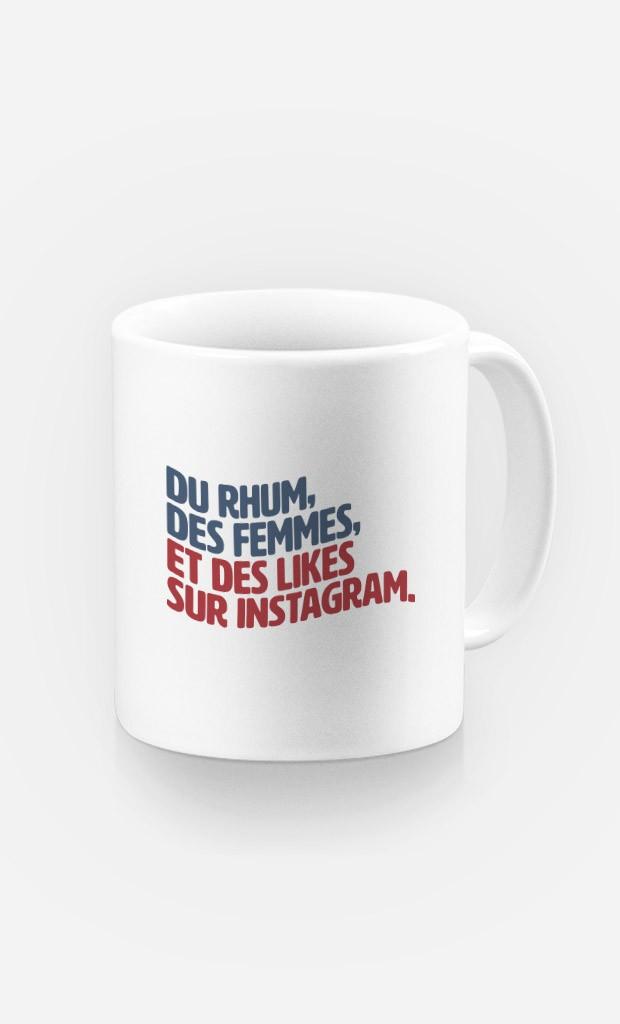 Mug Rhum Femmes Likes