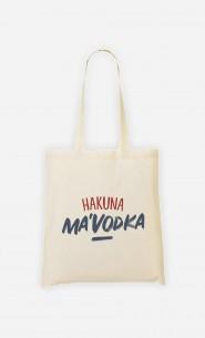 Tote Bag Hakuna ma Vodka