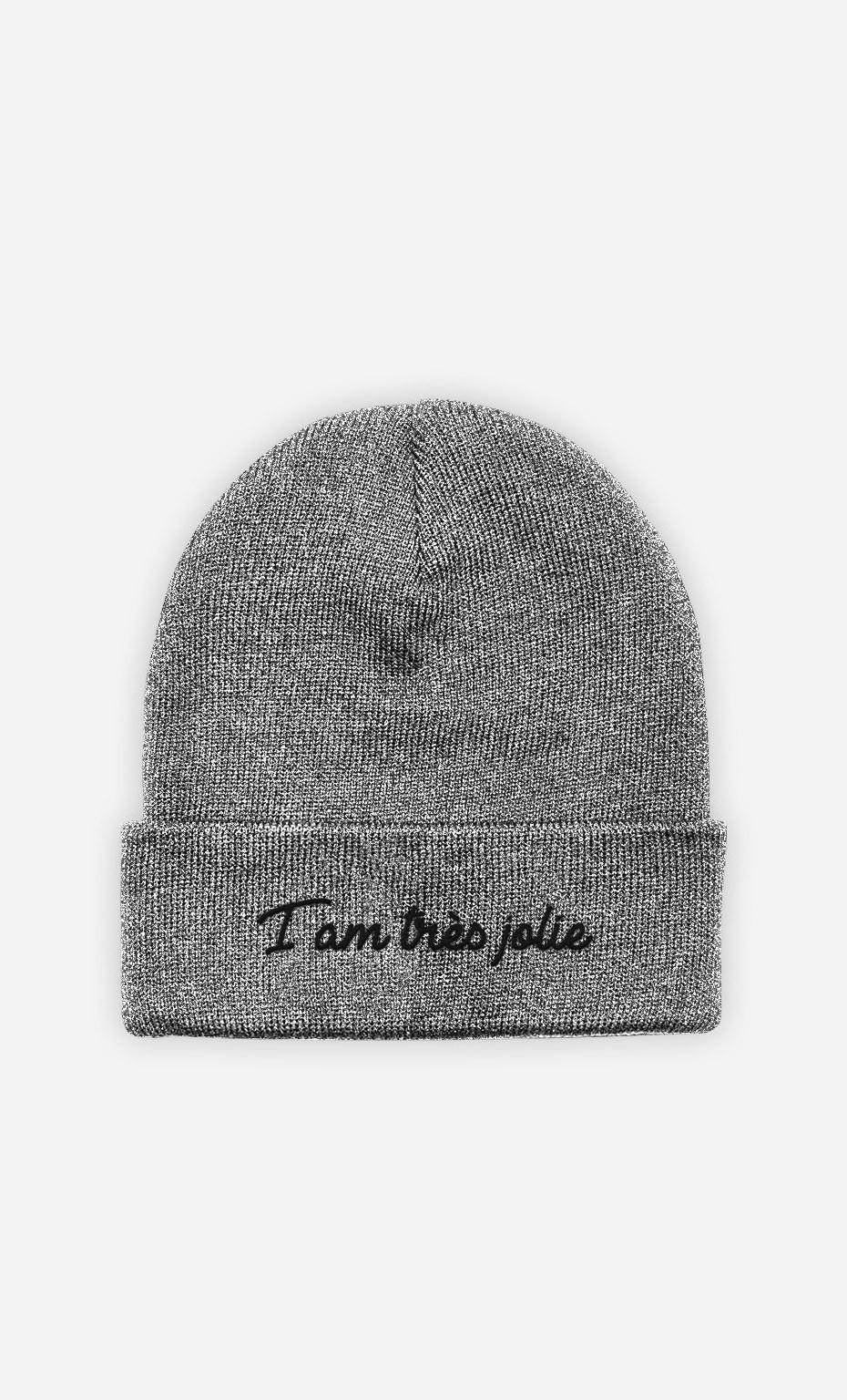 Bonnet I am Très Jolie