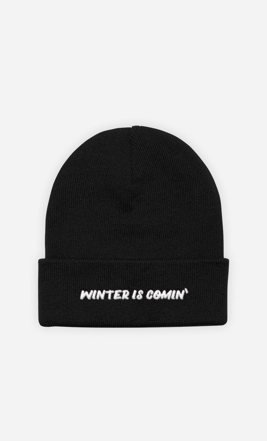 Bonnet Winter is Comin