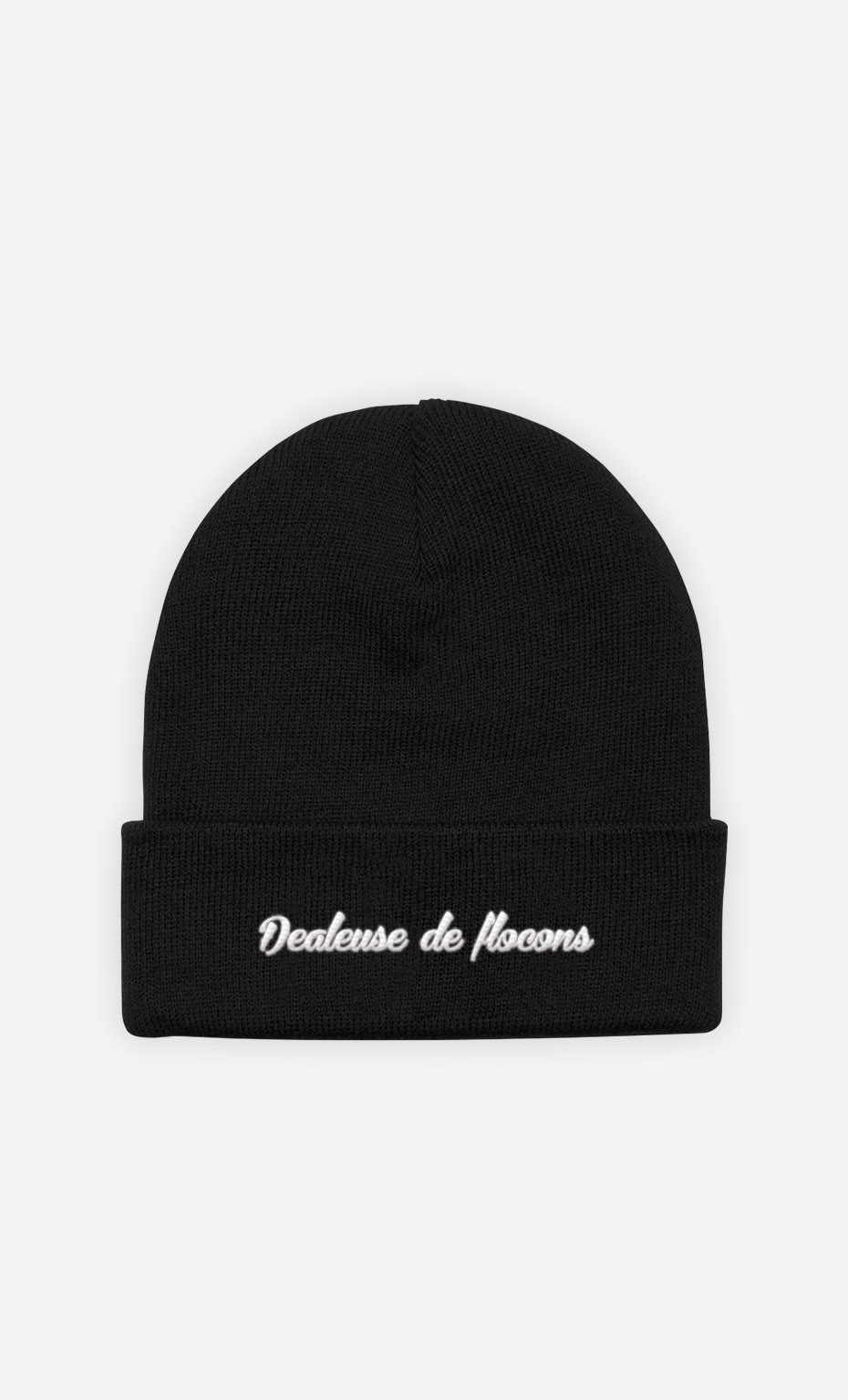 Bonnet Dealeuse de Flocons